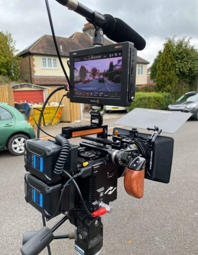 Funeral Filming